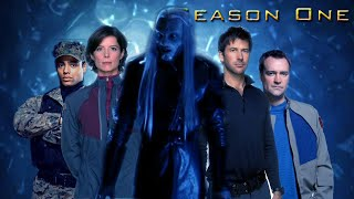 STARGATE ATLANTIS: Season One (2004) TRAILER