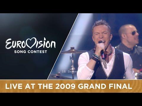 Brinck - Believe Again (Denmark) Live 2009 Eurovision Song Contest
