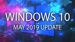 Обзор Windows 10 May 2019 Update – светлое обновление Windows