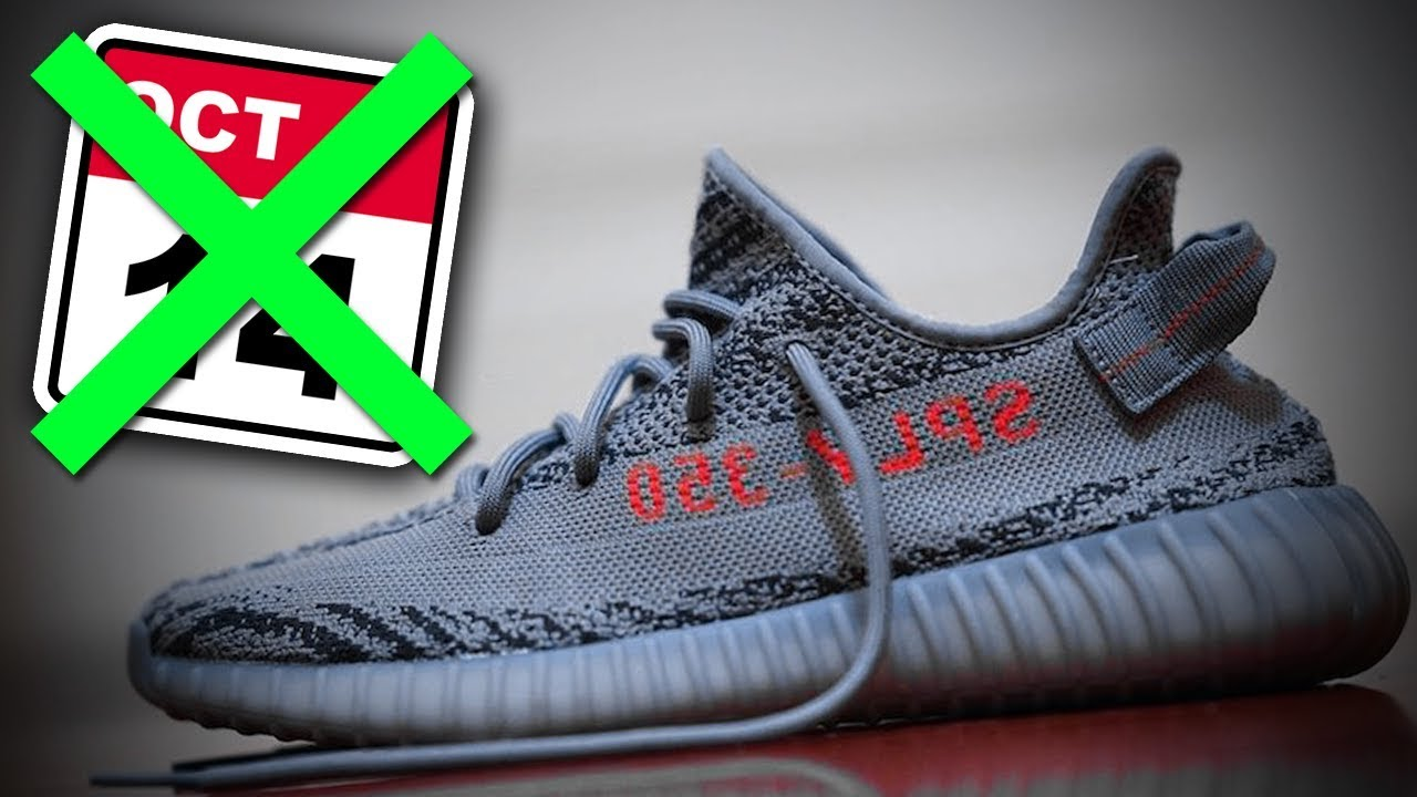 1540e0ae7fa BIG NEWS  THESE ARE NO LONGER RELEASING IN OCTOBER!!! (YEEZY BOOST ...