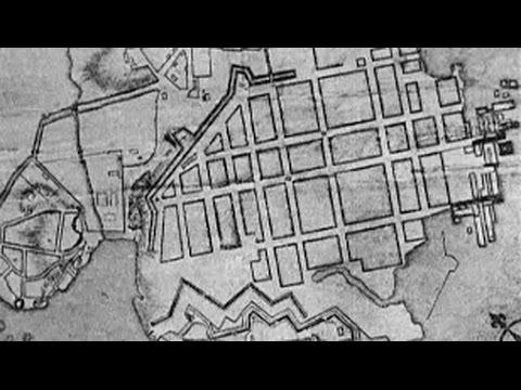 Byen bak borgen, 1966