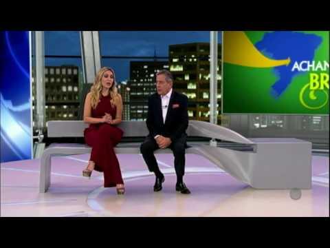 Achamos no Brasil: Samukinha viaja até Nova Iorque no Maranhão