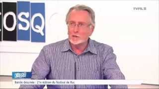 Kiosq – Emission du mercredi 24 septembre 2014