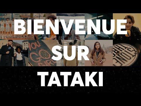 C'est quoi TATAKI ? - Ton media suisse, street & pop !