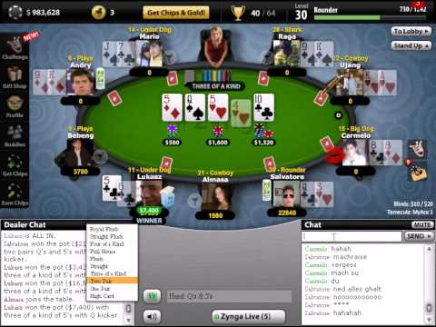 Poker Fb 2 Youtube