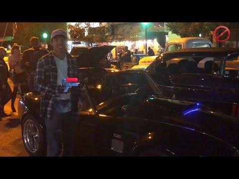 MC Kriste - Midnight Drivin' (Official Music Video)