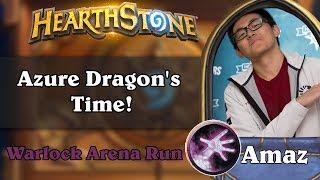 Hearthstone Arena - [Amaz] Azure Dragon