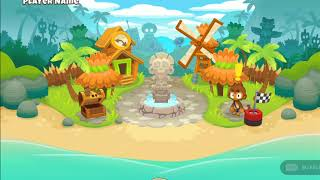 Btd6 Muddy Puddles Magic Only