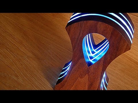 Making the Ultimate DIY Headphone Stand (aka Spectrum Dock!)
