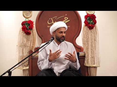 3 - Prophet Dawud and Not Jumping to Conclusions – Shaykh Mohamed Ali Ismail