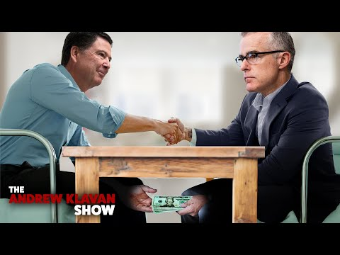 Corruption Eruption | The Andrew Klavan Show Ep. 846