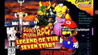 I just played Mario RPG legend of the Seven Stars