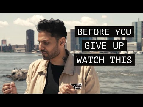 Before You Give Up Watch This – Motivation with Jay Shetty