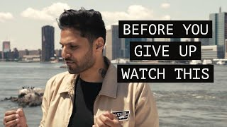 Before You Give Up Watch This - Motivation with Jay Shetty