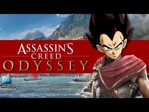 Saiyan's Creed Odd Assassin | Vegeta Plays Assassin's Creed Odyssey | Renegade For Life |