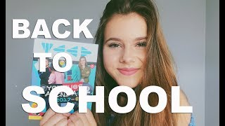 BACK TO SCHOOL - HANDIGE TIPS VOOR DE MIDDELBARE SCHOOL!