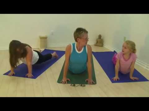 Namaste Yoga 8: Kids Yoga with Guest Instructor Mai Meret