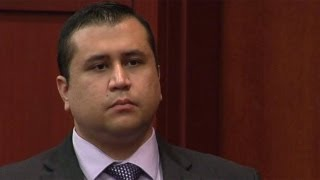 Watch George Zimmermans reaction to the verdict