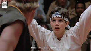 The Karate Kid: Oฑe final kick