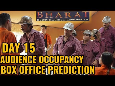 BHARAT BOX OFFICE COLLECTION DAY 15 | PREDICTION | AUDIENCE OCCUPANCY | SALMAN KHAN | STRONG