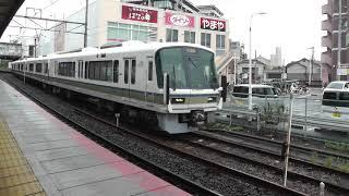 2020/7/13 試6781M 221系K8編成 吹田本線試運転 茨木