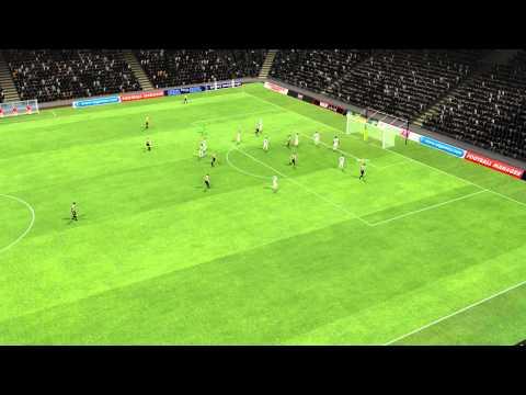Udinese vs Lazio - Medina Goal 90 minutes