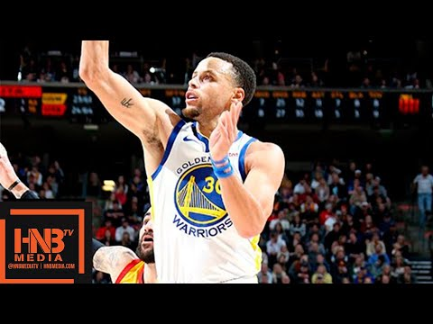 Golden State Warriors vs Utah Jazz Full Game Highlights | 12.19.2018, NBA Season