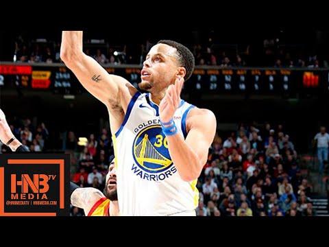 Golden State Warriors vs Utah Jazz Full Game Highlights   12.19.2018, NBA Season