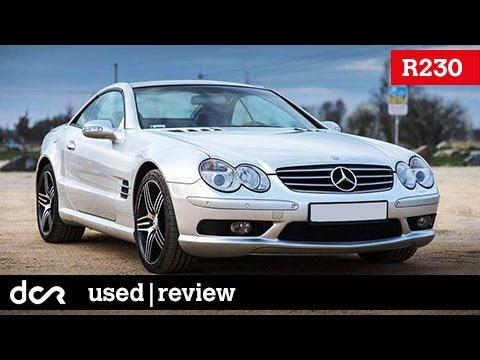 Buying a used Mercedes SL R230 - 2001-2011, Full Review with Common Issues
