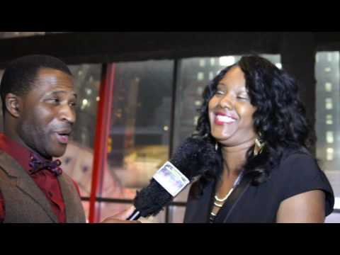 Richard Olivier Jr.  with Taral Hicks LIVE! on The Rhyme Impersonator !
