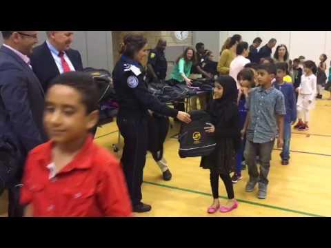 MELOA Visits Salina Elementary School