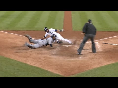 "Tiger Bites One-Minute Highlights 2016: ""Norris Mows Down Twins, Tigers Win"" [Game 143] (HD)"