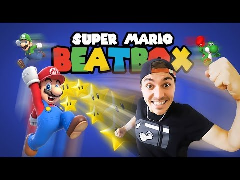SUPER MARIO BROS - BEATBOX MEDLEY