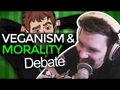 Veganism & My Moral System - Debate with Ask Yourself
