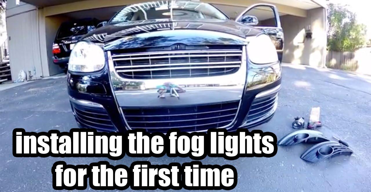 maxresdefault jetta mk5 tutorial fog light ,how install fog light for the first Fog Light Wiring Diagram at alyssarenee.co