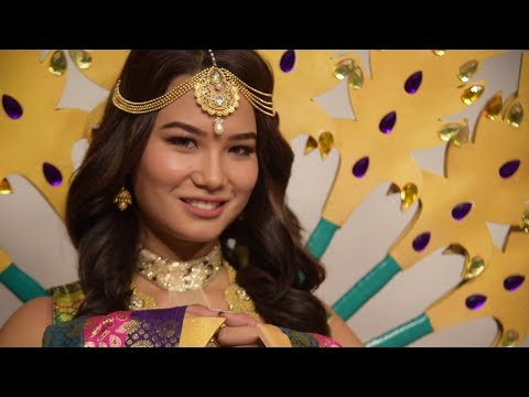 Peden Ongmu Namgyal's National Costume For Miss Supranational 2017