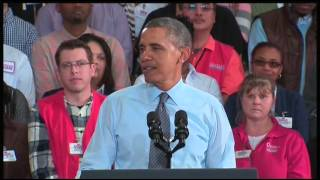 Obama on Minimum Wage: Give America a Raise