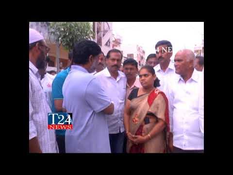 Response to tpcc working president bhatti vikramarka padayatra makes trs,tdp,ycp nervous !t24news!
