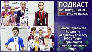 Итоги Первенства России по младшему возрасту 2020 в Твери Коронавирус отменил чемпионат мира
