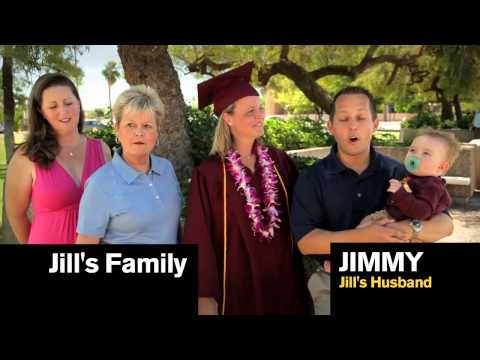 Success Story: Jill Graduates with Honors from ASU Online in 2.5 Years