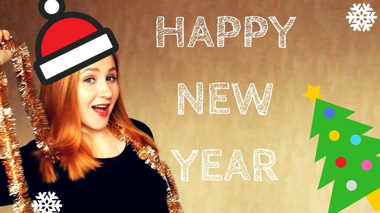How to say HAPPY NEW YEAR (MERRY CHRISTMAS) in Russian ...