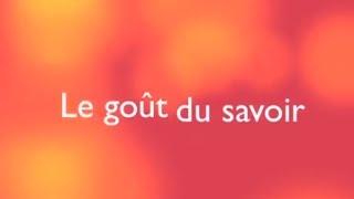 TPE - Le Goût Du Savoir
