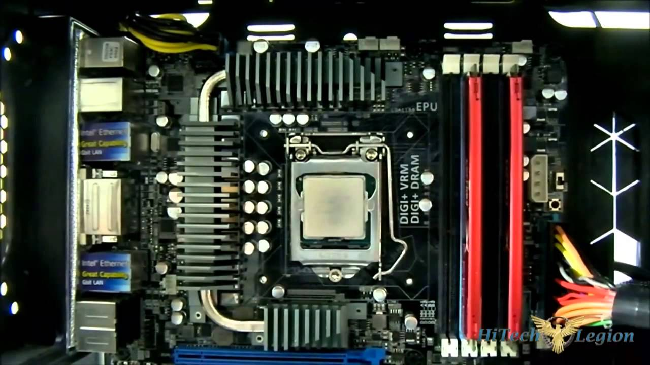 Corsair H55 Cooler Installation Guide for AMD and Intel Motherboards