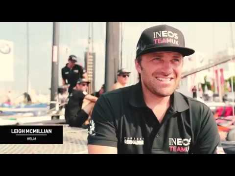 INEOS TEAM UK: Skipper, Leigh McMillan reviews performance in Palma