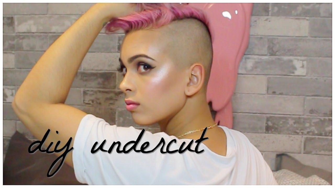 Diy undercut hacks tips diy haircut kristina angelina youtube diy undercut hacks tips diy haircut kristina angelina solutioingenieria Images