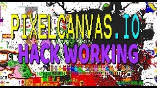 PixelCanvas.io Mods, No Wait Time, Hacks, Cheats Pixel.io