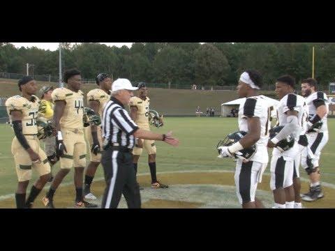 #1 Colquitt County vs  #3 Grayson |9.21.18| Britt-Moody Field in Loganville, Georgia (Full Game)