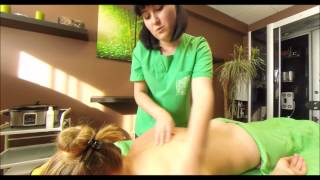 Массаж Мастер - урок №2 - массаж шейно-воротниковой зоны