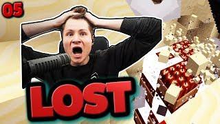 Minecraft LOST #05 | TÖDLICHE FALLEN 💣| Dner