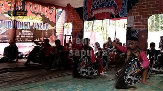 Jaranan WAHYU BUDOYO feat KPS CREW - live Pakel Gladak